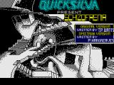 Schizofrenia ZX Spectrum Loading Screen