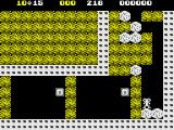Boulder Dash II: Rockford's Revenge ZX Spectrum Searching the level