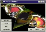 SK-111 'Star Killer' Windows The game starts in a very small window that cannot be resized. All options shown here open in another window.