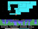 Night Flight MSX A bonus is awarded if you fill a large portion of the screen in one go