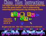 China Tiles Amiga Instructions