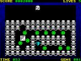 Snare ZX Spectrum One gem in the middle