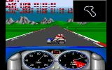 Combo Racer Amiga On track