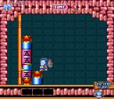 Mang-Chi Arcade In Panic (hard mode) you can only hit the blocks from one side
