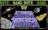 Star Trader Commodore 64 Loading screen