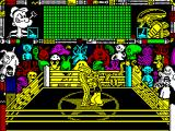 Popeye 3: WrestleCrazy ZX Spectrum Grappling