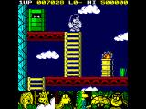 Big Nose's American Adventure ZX Spectrum Getting higher