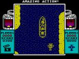 Sky High Stuntman ZX Spectrum Big boat to destroy