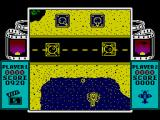 Sky High Stuntman ZX Spectrum Tanks on the road