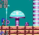 Sonic the Hedgehog 2 Game Gear The water zone