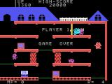 Mappy Sord M5 Game over