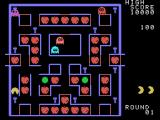 Super Pac-Man Sord M5 Eat the keys to unlock the passageways