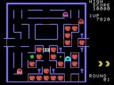 Super Pac-Man Sord M5 Get the star for a big score bonus