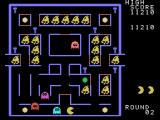 Super Pac-Man Sord M5 On round 2, you collect bells