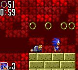 Sonic the Hedgehog 2 Game Gear A Robotortoise