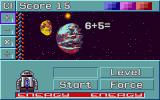Fun School 3: for the over 7s Atari ST Planet Maths