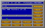 Fun School 3: for the over 7s Atari ST Database