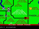 Avalanche: The Struggle for Italy (ZX Spectrum