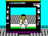 World Cricket ZX Spectrum Caught