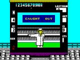 World Cricket ZX Spectrum Out