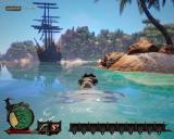 Risen 3: Titan Lords Windows Exploring the islets around Crab Coast. You can swim farther in this game than in the other Risens!