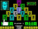 Pub Trivia Simulator ZX Spectrum Select a question