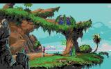 King's Quest V: Absence Makes the Heart Go Yonder! Amiga The harpy island