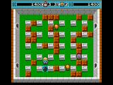 Bomberman Amiga Get the bomb pick up