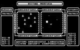 Bitwa Morska Atari 8-bit Gameplay window