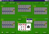 Smoke'em Poker Windows 3.x A couple of hands into the game and it's the player's turn to bet. Only three bets are possible, these are the default values which can be changed in the game's configuration settings