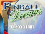 Pinball Dreams GP32 Title screen