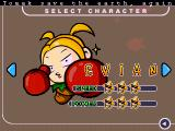 Tomak: Save the Earth, Again GP32 Character selection - Evian