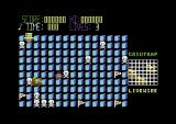 Gridtrap Commodore 64 Lets defuse the bombs