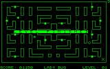 LadyBug Commodore PET/CBM Level finished