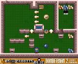 Bomberman 2 MSX A monster approaches