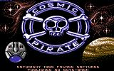 Cosmic Pirate Commodore 64 Loading screen