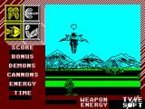 Superman: The Man of Steel ZX Spectrum Lets go