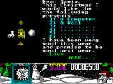 The Official Father Christmas ZX Spectrum Making my Christmas list