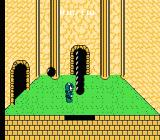 Deadly Towers NES The rooms are full of enemies