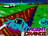 Agent Orange ZX Spectrum Loading Screen
