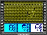 Big Trouble in Little China ZX Spectrum Kick missed