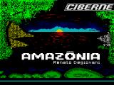 Amazônia ZX Spectrum Loading Screen