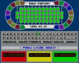 Wheel of Fortune - Koło Fortuny Amiga Select the number of players