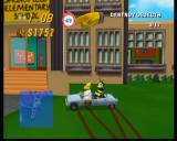 The Simpsons: Road Rage Xbox Privacy is ensured, so noone's asking about passenger's occupation.