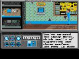 Neuromancer Amiga A cheap hotel