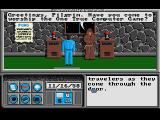 Neuromancer Amiga The priests worship the game Pong