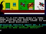 Bugsy ZX Spectrum Run-down area