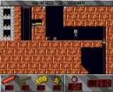 Lost in Mine Amiga Locked coins
