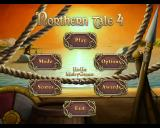 Northern Tale 4 Windows Title and main menu