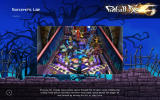 Pinball FX2 Windows Title screen for Sorcerer's Lair